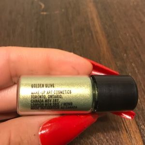 Golden Olive Pigment Eyeshadow MAC